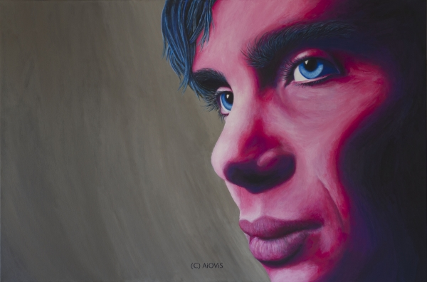 Cillian Murphy by AiOViS